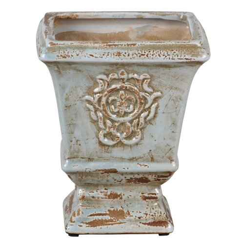 Privilege Ceramic Rectangular Vase