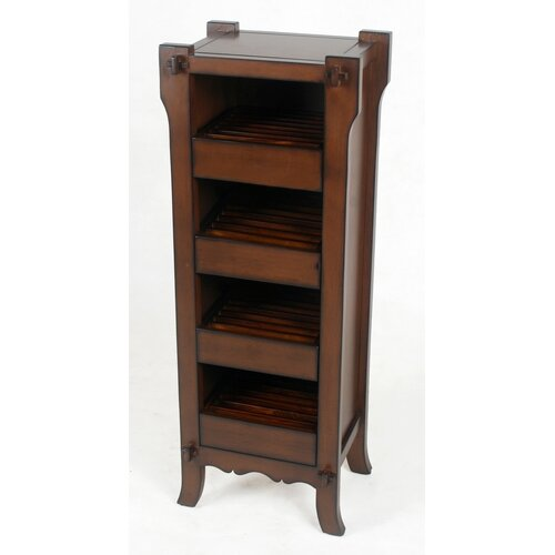 Privilege DVD Multimedia Storage Rack