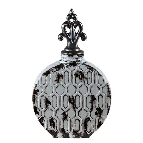 Privilege Ceramic Decorative Canister
