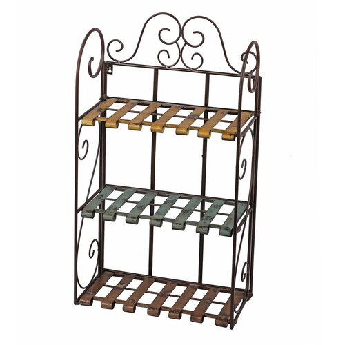 3 Tier Iron Shelf