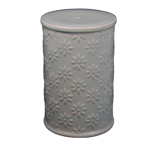 Privilege Ceramic Garden Stool