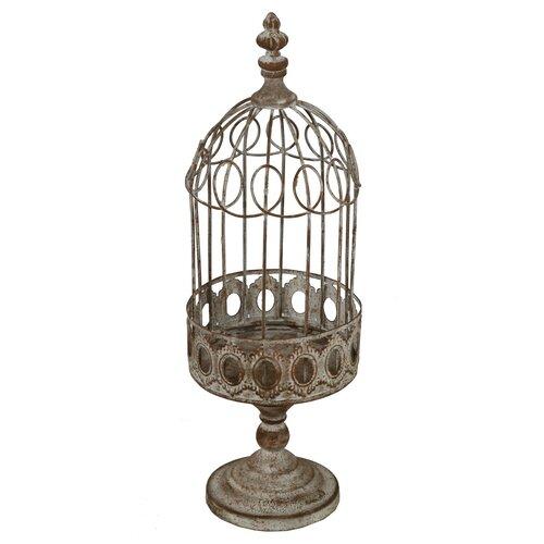 Privilege Decorative Bird Cage & Reviews  Wayfair
