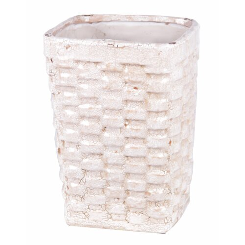 Ceramic Weave Basket