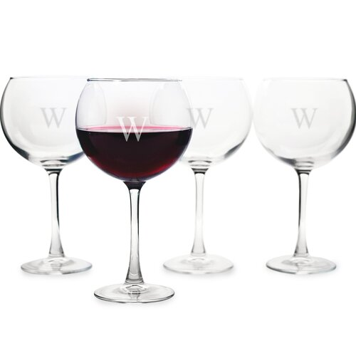 Cathys Concepts Gifts Red Wine Glass