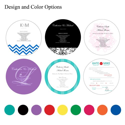 Cathys Concepts DIY Circle Reception Kit