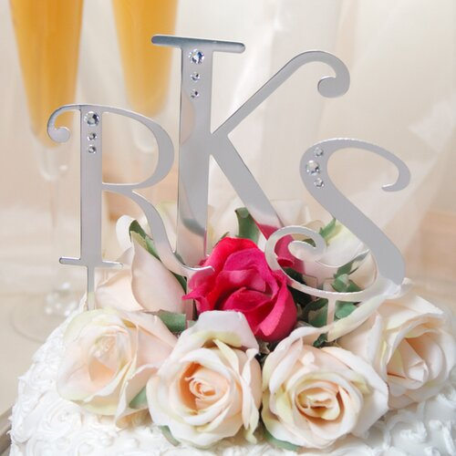 Cathys Concepts Letter Cake Topper