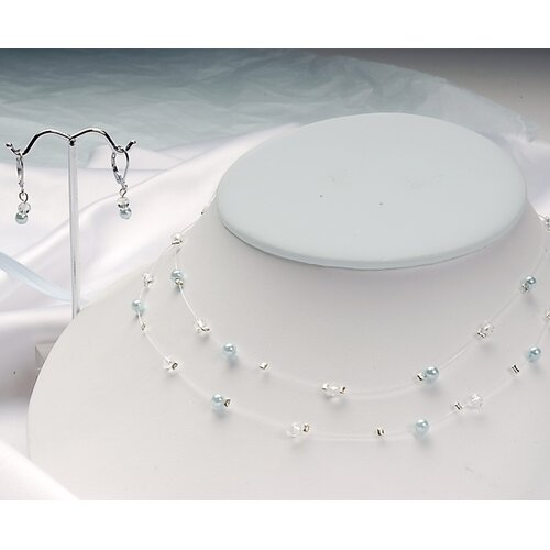 3 Piece Illusion Jewelry Set