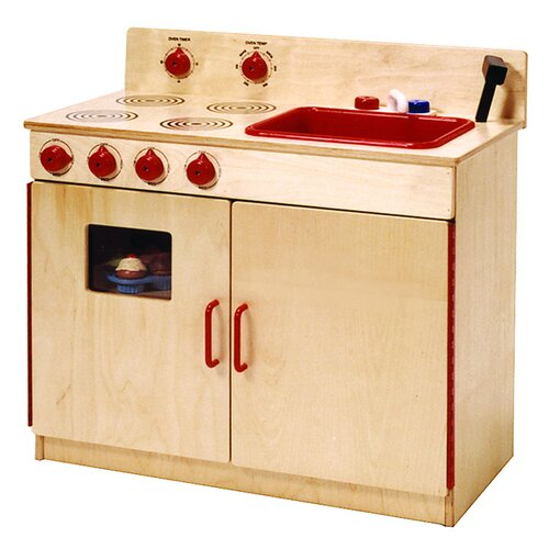 Steffy Wood Products 2-in-1 Kitchen Center