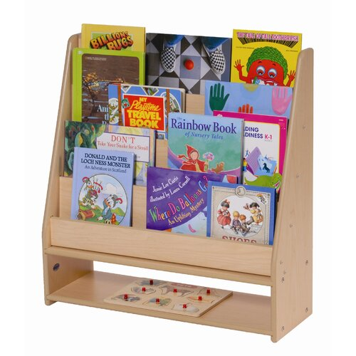 "Steffy Wood Products 29"" Book Display"