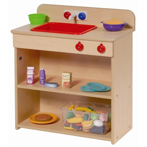 Steffy Wood Products 2-in-1 Kitchen