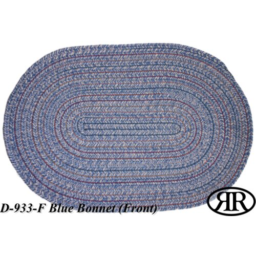 Duet Blue Bonnet Multi Rug