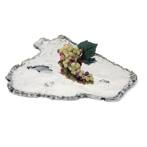 Star Home Artisan Slab Serving Tray