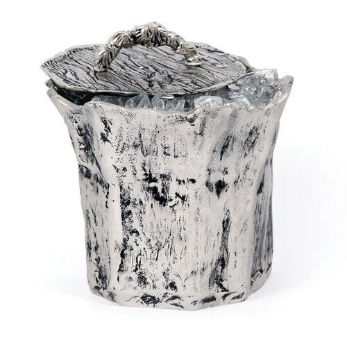 Star Home Artisan Covered Ice Bucket