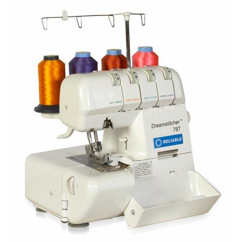 Reliable Corporation Dreamstitcher Thread Overlock Machine