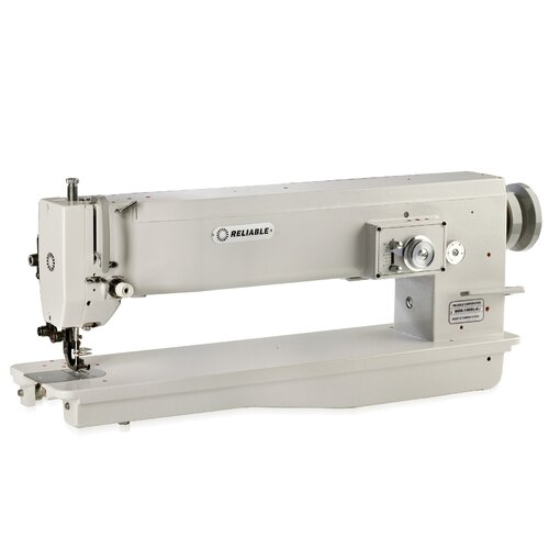 Reliable Corporation Walking Foot Long Arm Sewing Machine with 3-Step