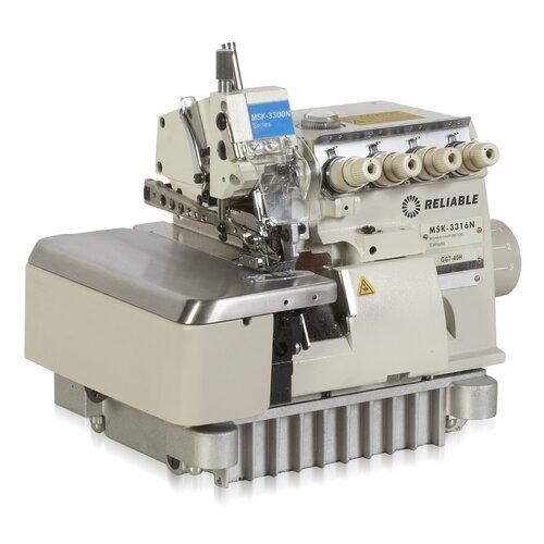 Reliable Corporation 5 Thread Safety Stitch Serging Machine