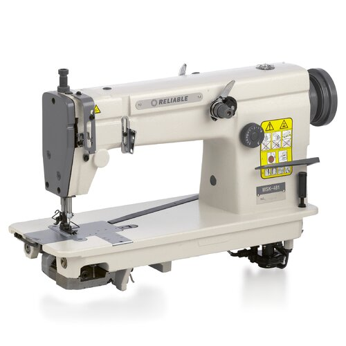 Reliable Corporation Single Needle Chainstitch Sewing Machine with Drop Feed