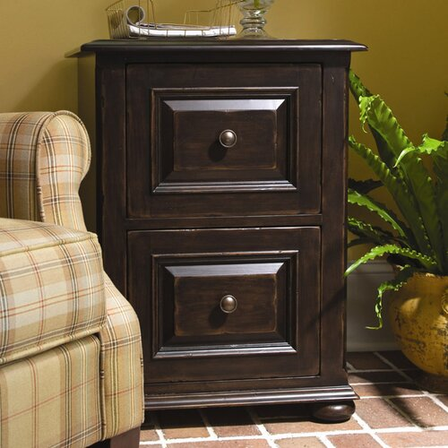 Sweet Tea 2-Drawer File Cabinet