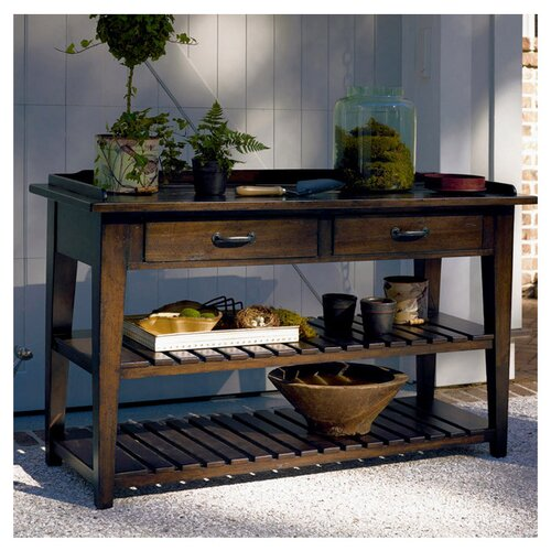 "Paula Deen Home Down Home 58"" TV Stand/Serving Table"