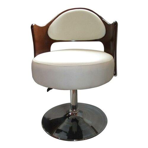 Caravan Adjustable Leather Side Chair