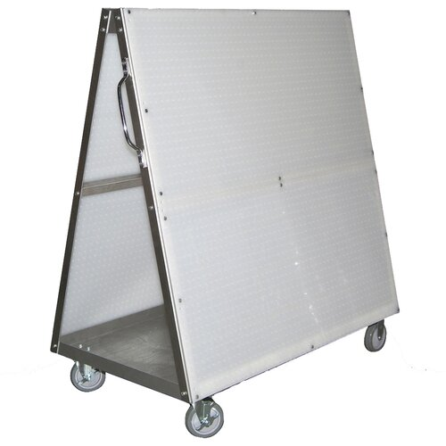 Triton Products DuraBoard Aluminum Frame Tool Cart