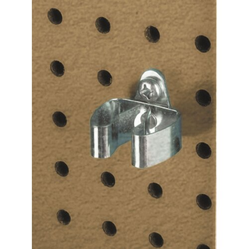DuraHook 1/2 In. to 1 In. Hold Range 1-7/16 In. Projection Annealed Chromate Dipped Steel ...