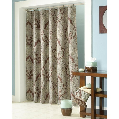 Royalton Polyester Shower Curtain