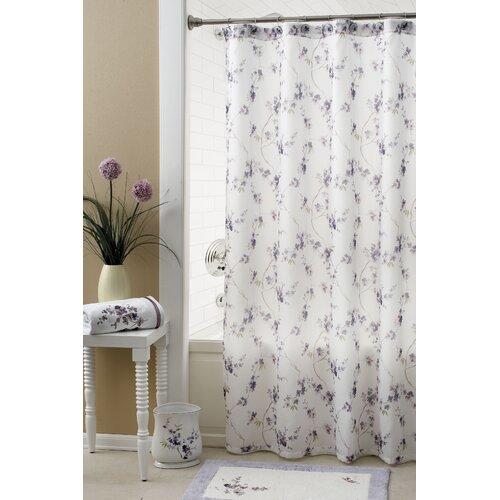 Croscill Kitchen Towels: Croscill Pergola Polyester Shower Curtain & Reviews