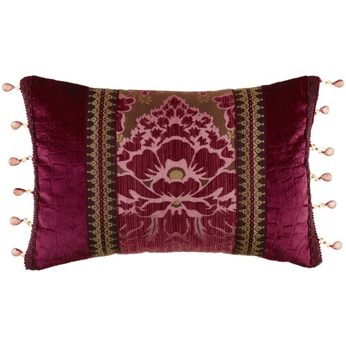 Fuchsia Boudoir Pillow