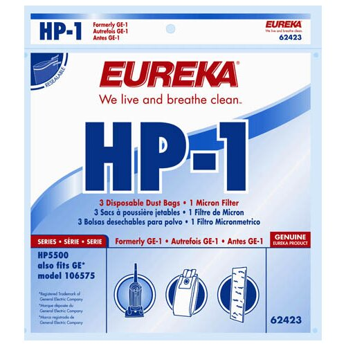 Eureka® HP-1 Filter Bag