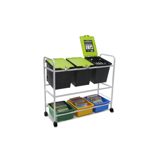 Copernicus Book Broswer with 3 Preminum Tech Tubs