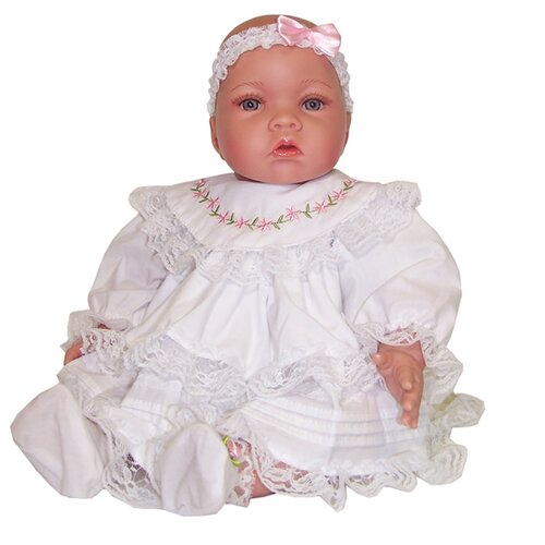 "Molly P. Originals Bellini 18"" Baby Lisa Doll"