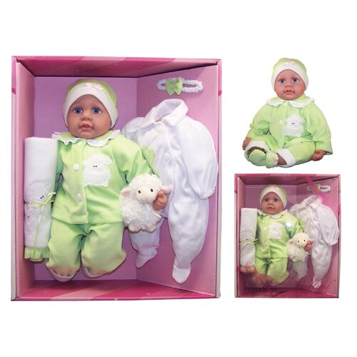 Baby Ashley Doll Set and Accessories