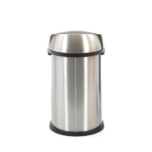 Brabantia 13.2-Gal. Touch Bin Trash Receptacle