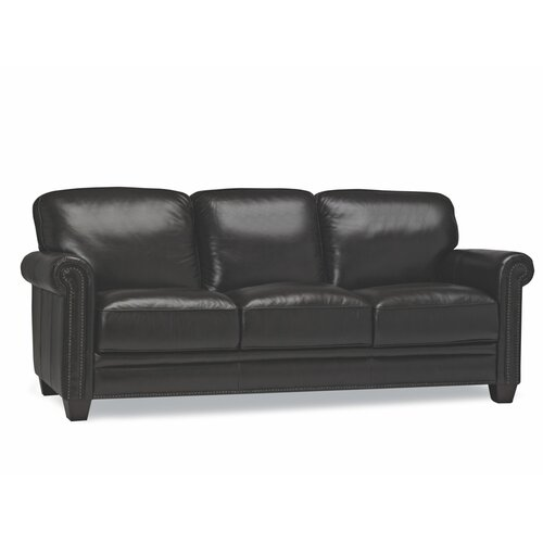 Pierce Leather Sofa