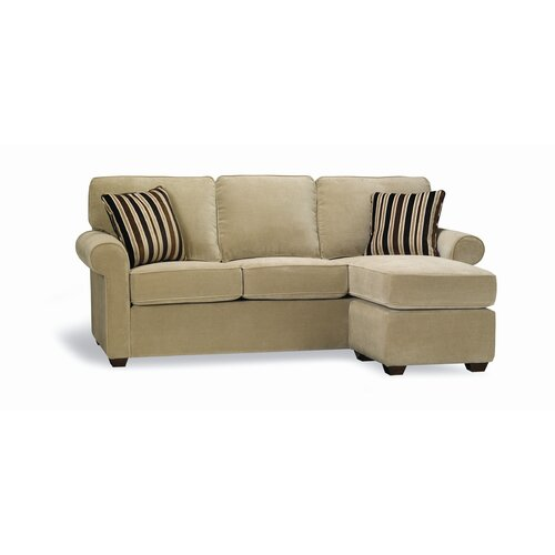 Sofas to Go Spur Sofa with Add-A-Chaise