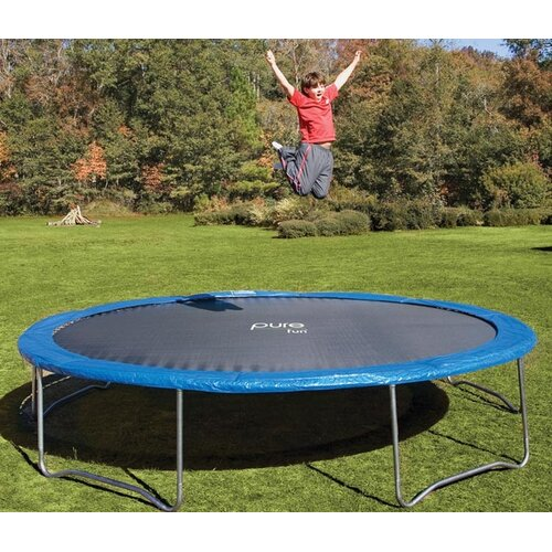 Pure Fun 15' Outdoor Trampoline