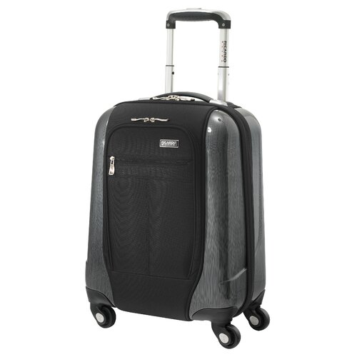 """Ricardo Beverly Hills Crystal City 17"""" Carry-On Spinner Suitcase"""