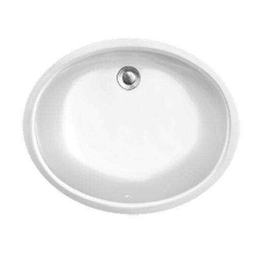 Advantage Series Carolina Undermount Oval Bathroom Sink