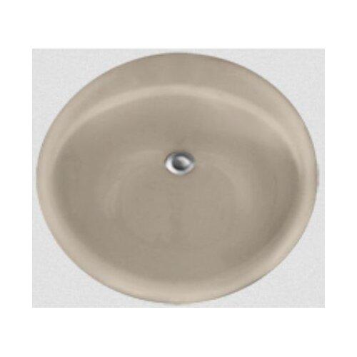 CorStone Advantage Series Anderson Self Rimming Round Bathroom Sink
