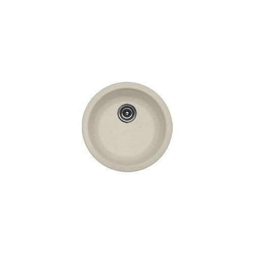 "CorStone Advantage Series 18"" x 18"" Albion Round Self Rimming Prep Bar Sink"