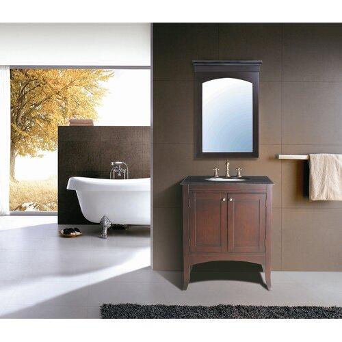 """Stufurhome Lynette 30"""" Bathroom Vanity Set"""