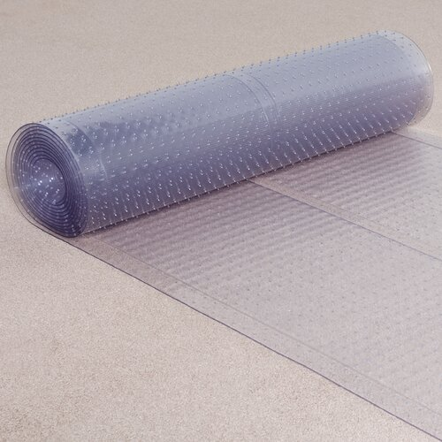 Es robbins clear carpet protector mat reviews wayfair - Decorating carpet protector ...