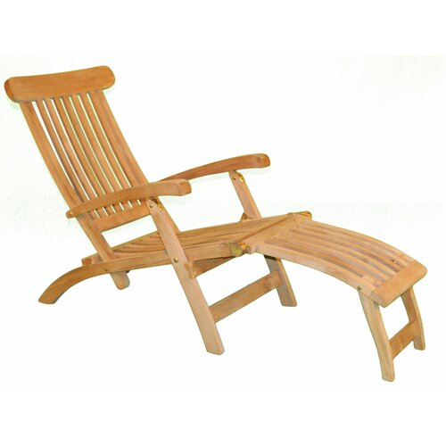 Jewels of Java Steamer Lounge Chair