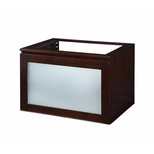 """Xylem Blox 24"""" Bathroom Vanity Base"""