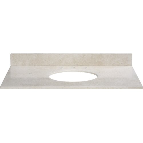 "Xylem 49"" Vanity Top for Undermount Sink"