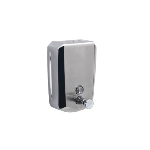 Gedy by Nameeks Epos Soap Dispenser in Stainless steel