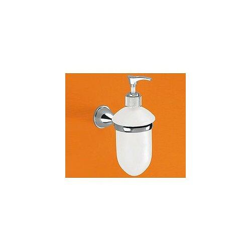 Genziana Glass Soap Dispenser