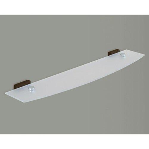 "Gedy by Nameeks Minnesota Wood 22.8"" x 1.3"" Bathroom Shelf"