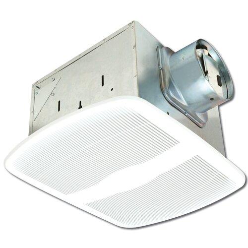 Deluxe Quiet 150 CFM Energy Star Bath Fan